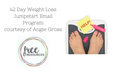 42 Day Weight Loss Jumpstart