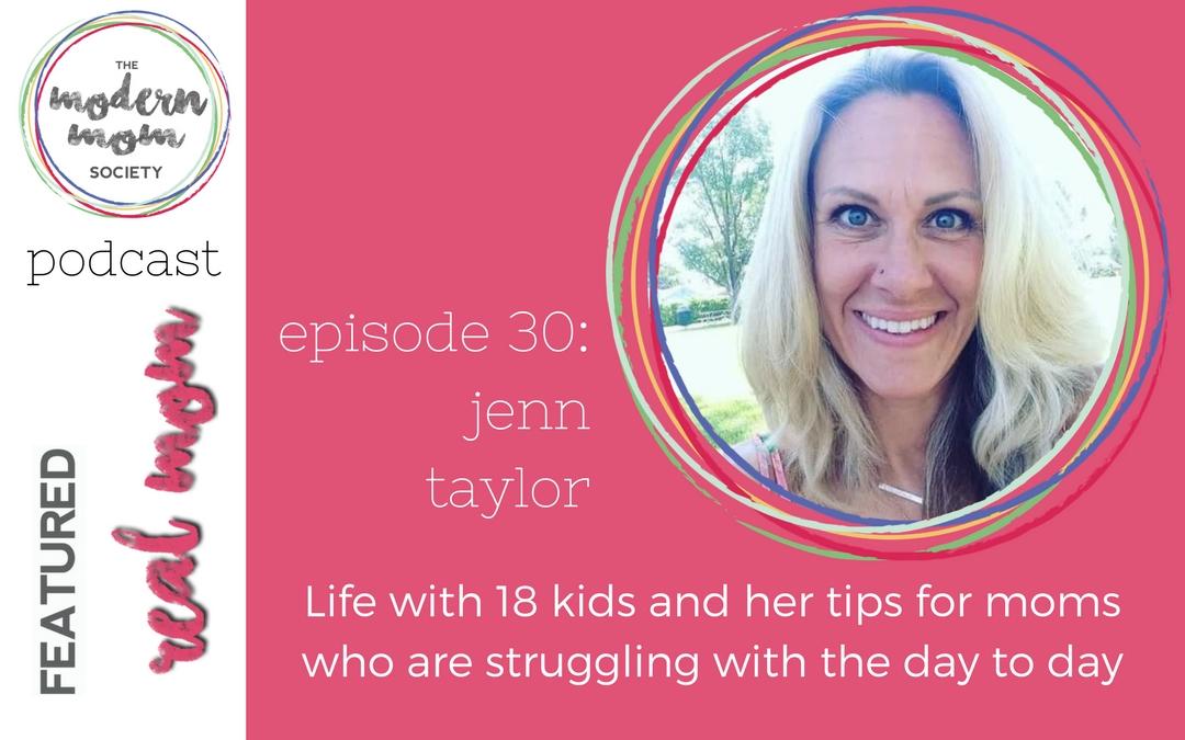 Episode 30: Jenn Taylor