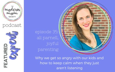 Episode 35: Ali Parnell, Joyful Parenting