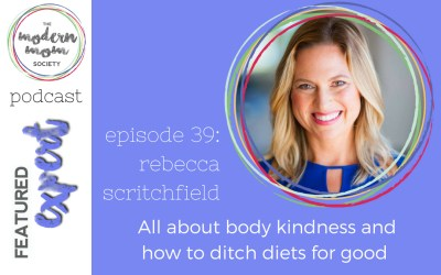 Episode 39: Rebecca Scritchfield on Body Kindness