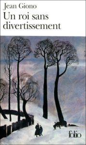 Jean Giono Un Roi Sans Divertissement : giono, divertissement, Giono:, Divertissement, Without, Distraction], Modern, Novel