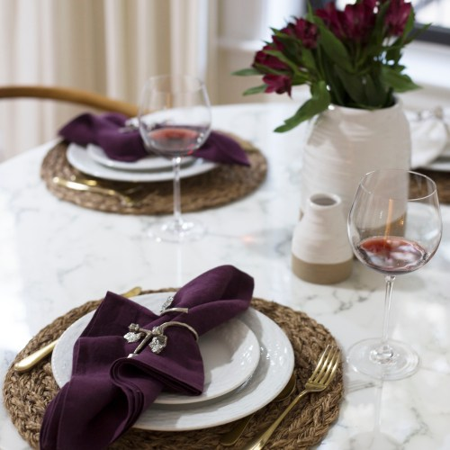 Hosting a Fall Dinner Party