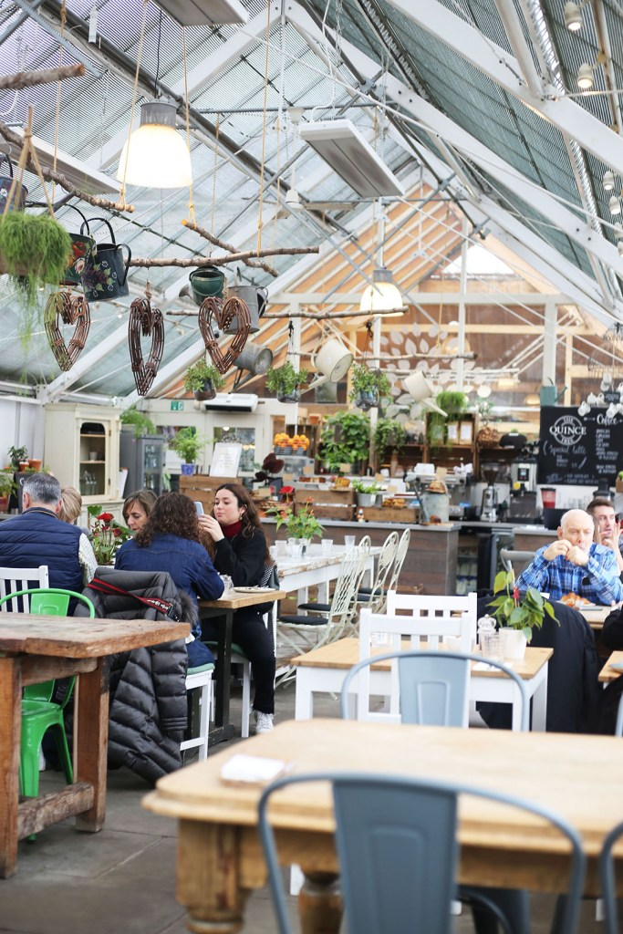 Clifton Nurseries in Maida Vale