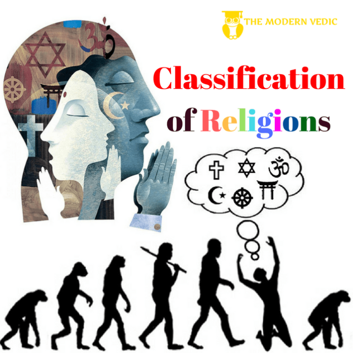 classification of religions