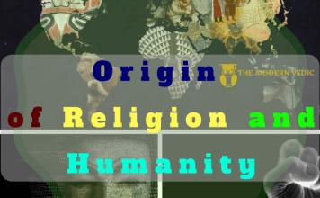 life, origin of religion