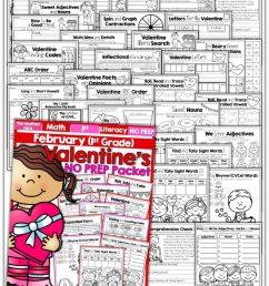 February FUN-Filled Learning! [ 1024 x 798 Pixel ]