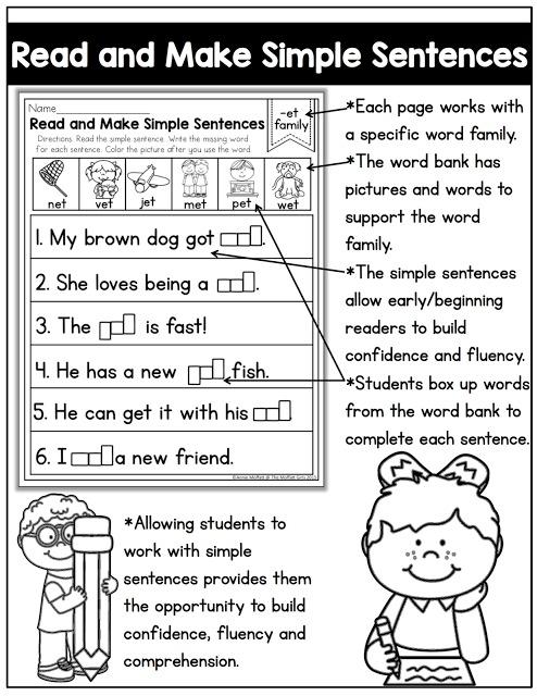 How to Teach CVC Word Families!