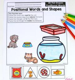 Kindergarten Math Curriculum: Shapes [ 1024 x 813 Pixel ]