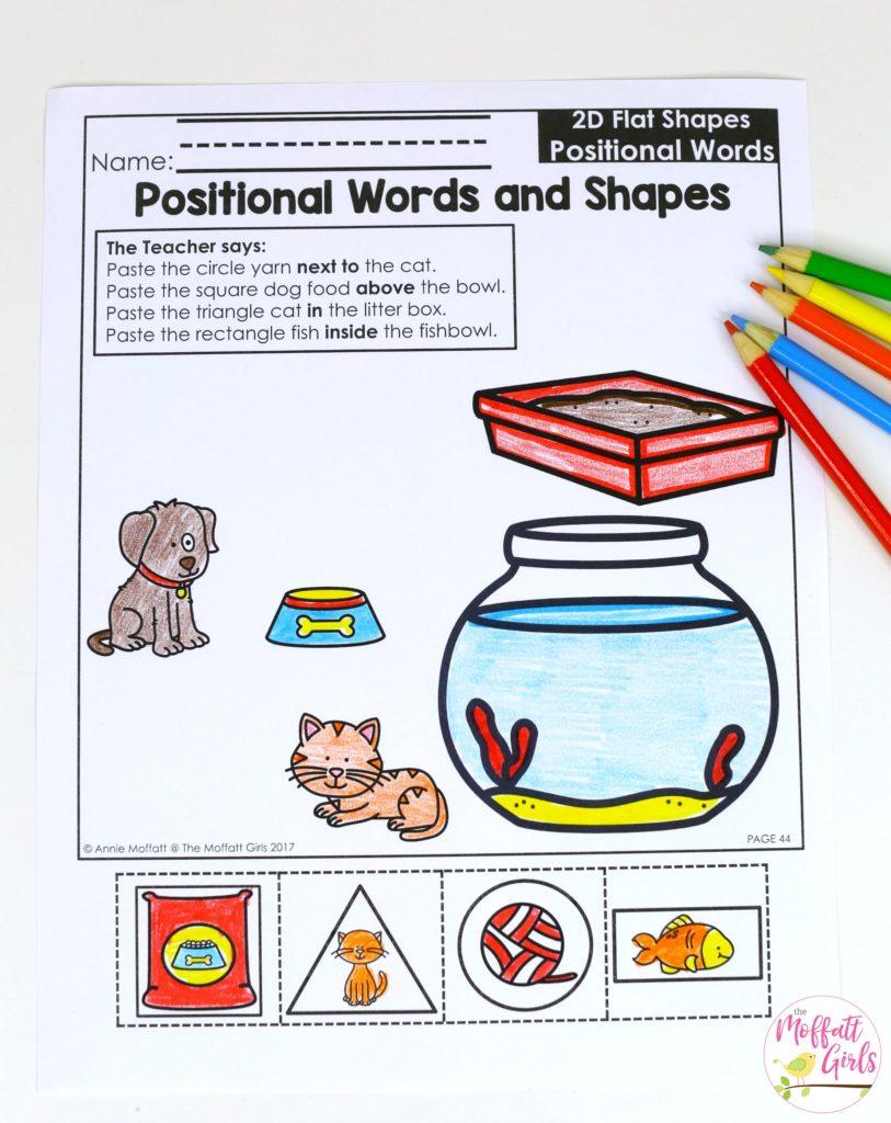 hight resolution of Kindergarten Math Curriculum: Shapes