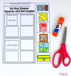 Kindergarten Math Curriculum: Shapes [ 1024 x 809 Pixel ]