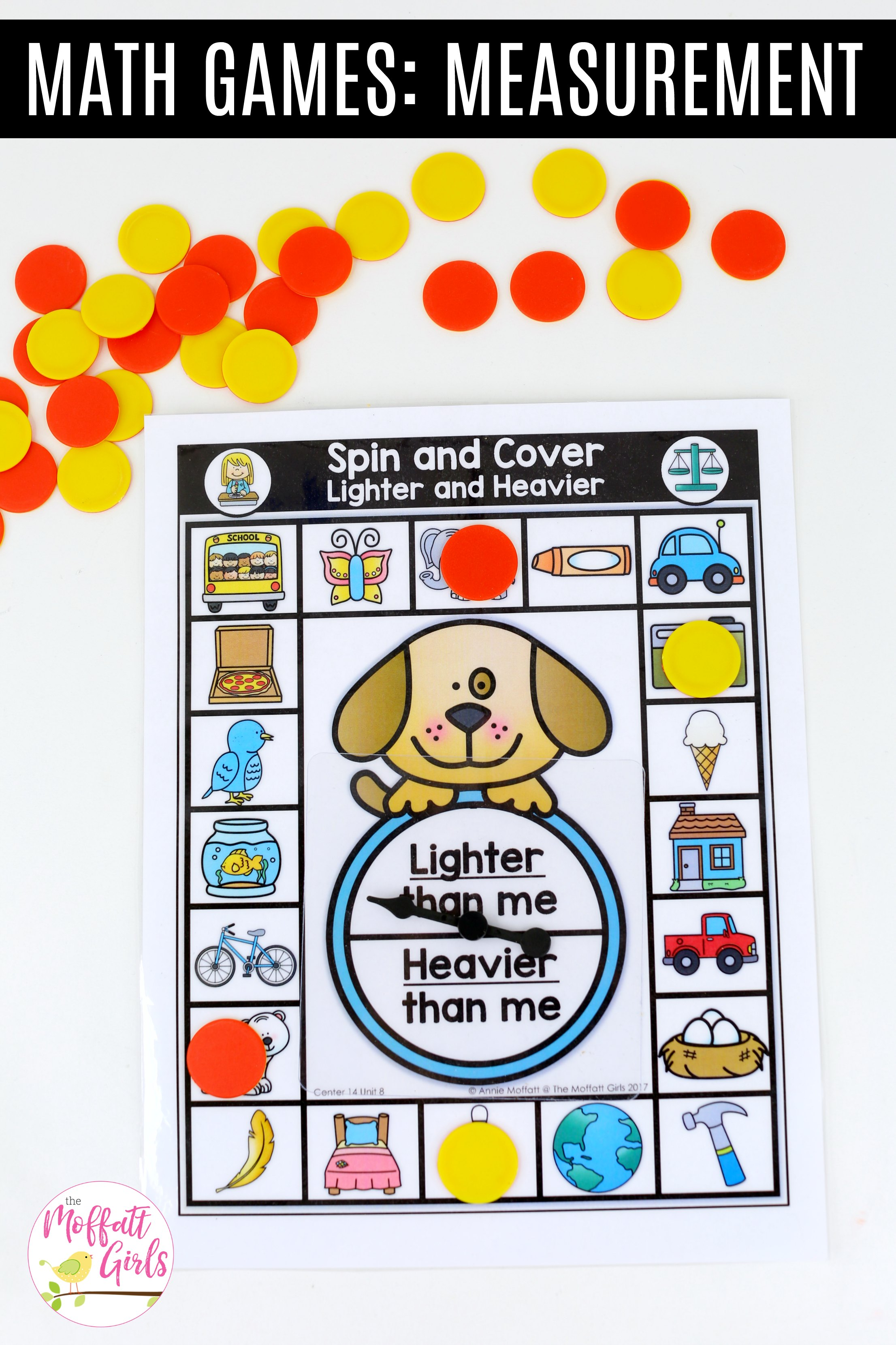 Spin And Cover Lighter Heavier 1b