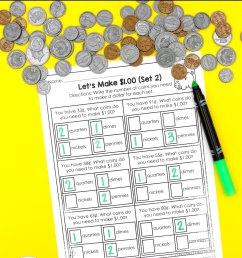 Money-Worksheets-2nd-Grade-1b [ 2172 x 1448 Pixel ]