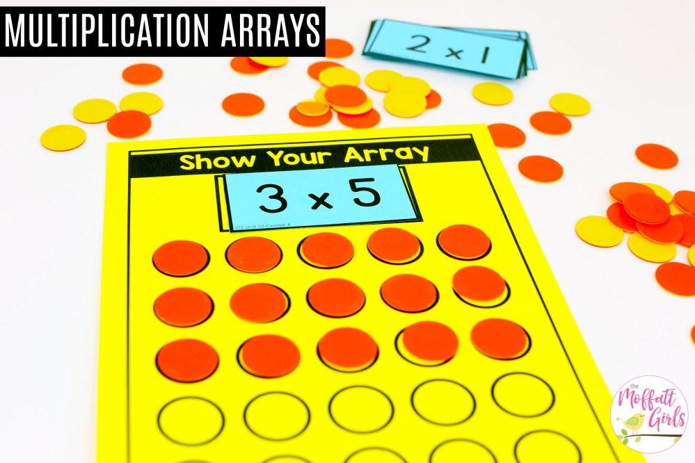 medium resolution of 2nd Grade Math: Multiplication
