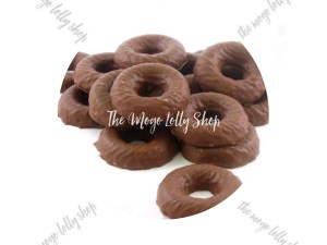 chocolate aniseed hoops