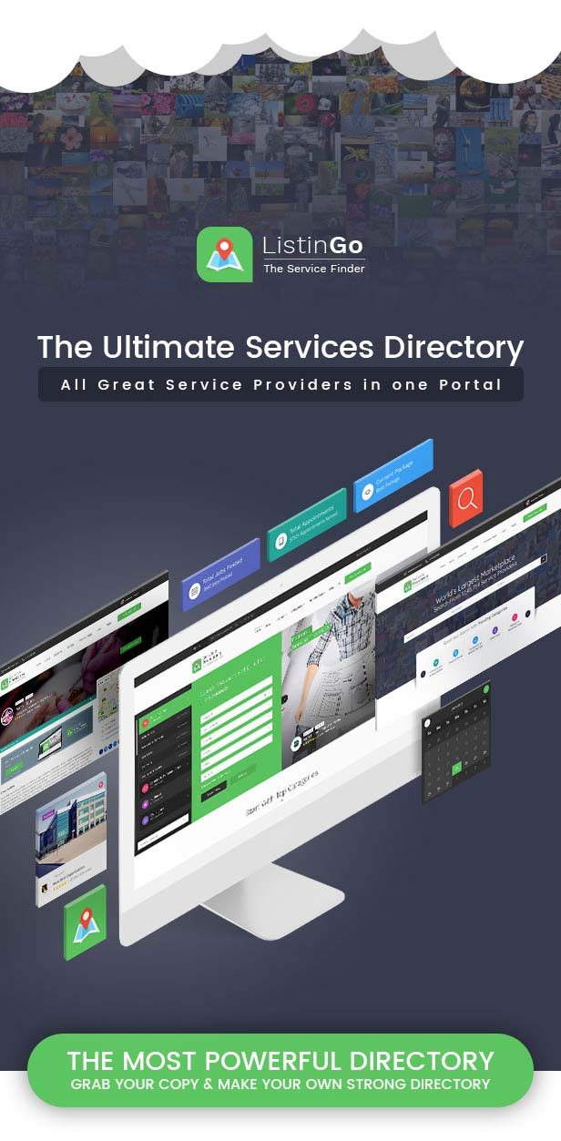 Listingo - Business Listing and Directory WordPress Theme - 5
