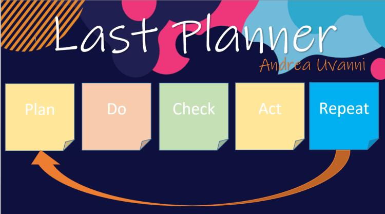 last planner heading 2