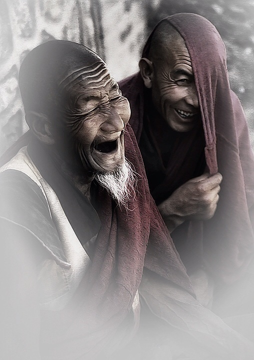 laughingmonks