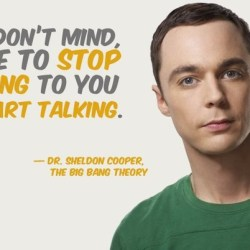 becoming a better listener sheldon cooper