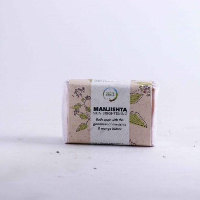 Manjishta soap