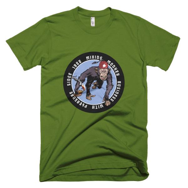 The Molotov Cocktail Hour Short sleeve men's t-shirt