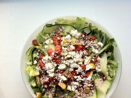 Modern Greek Salad