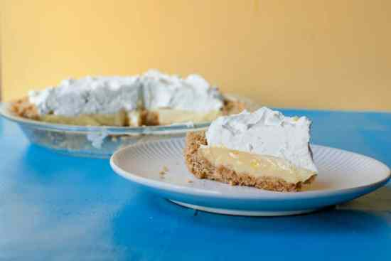 The Best Atlantic Beach Pie Recipe NPR Found Recipes Bill Smith/ Katie Workman/ themom100.com/ Carrie Crow