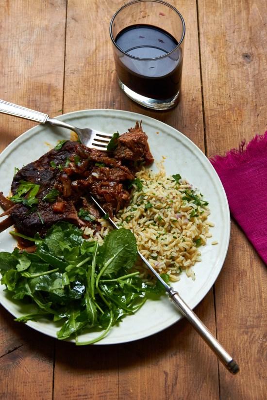 How long do you cook lamb shoulder chops? / Mia / Katie Workman / themom100.com