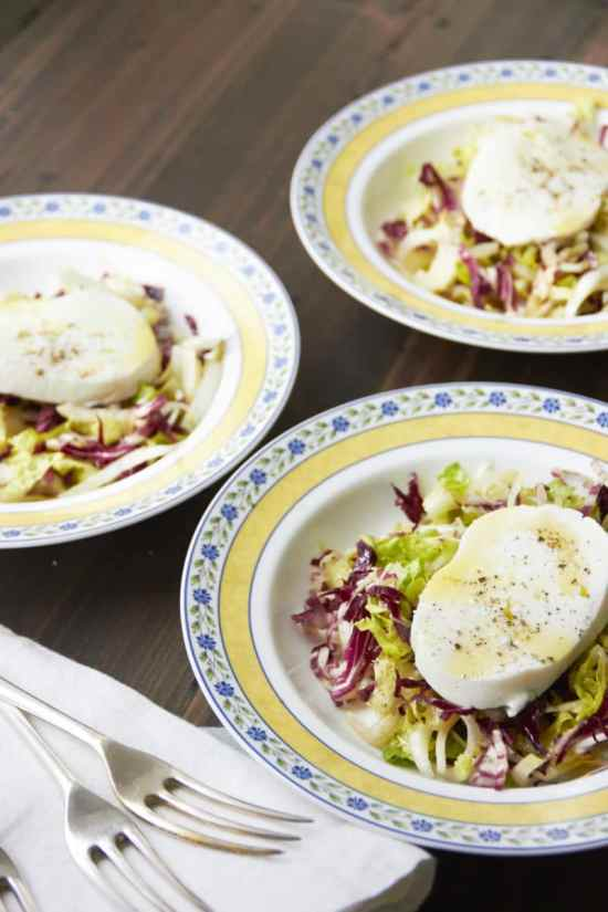 Simple Endive Salad / Mia / Katie Workman / themom100.com
