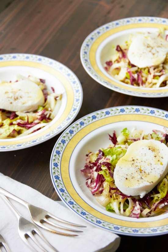 Simple Endive Salad / Mia / Katie Workman / themom100.com