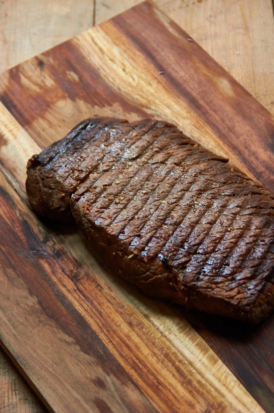 Perfectly Grilled London Broil