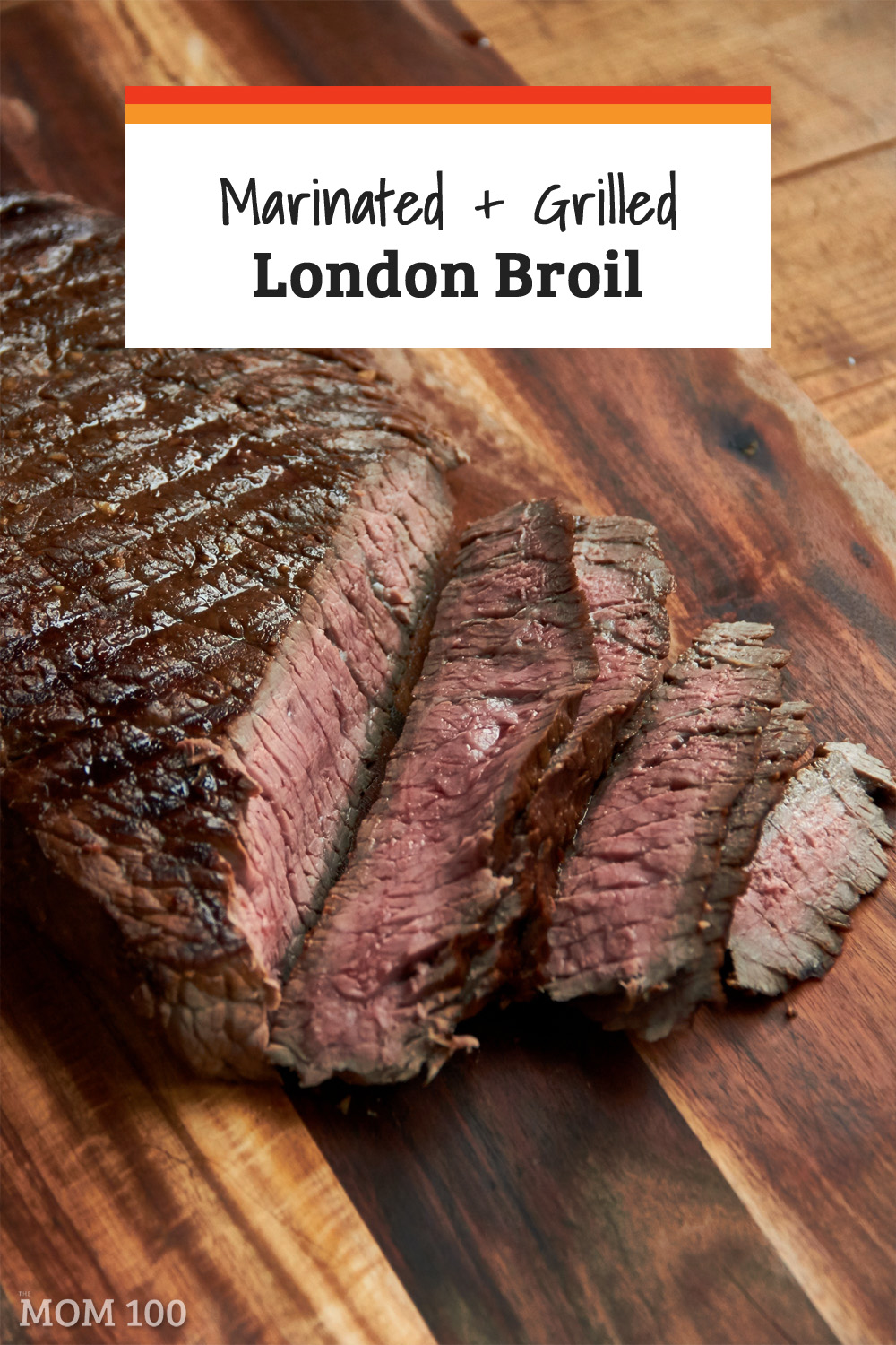 This tender Marinated and Grilled London Broil recipe is a great bang for the buck. London broil is a very economical way to offer a grilled steak fest for a crowd.  The best way to cook london broil on the grill (and the best london broil marinade!)