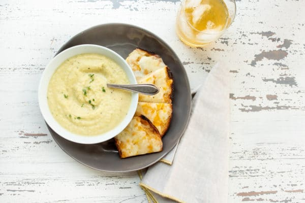 Parsnip and Golden Beet Soup / Photo by Cheyenne Cohen / Katie Workman / themom100.com