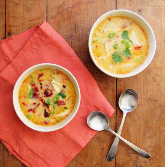 best recipes for Corn Chowder / Laura Agra / Katie Workman / themom100.com