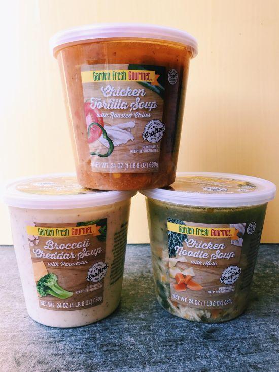 Garden Fresh Gourmet Soups / Katie Workman / themom100.com