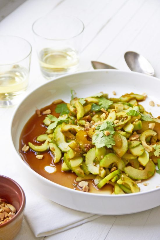 Thai Cucumber Salad
