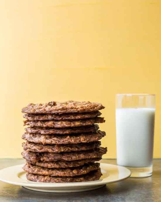 My New Favorite Oatmeal Cookies