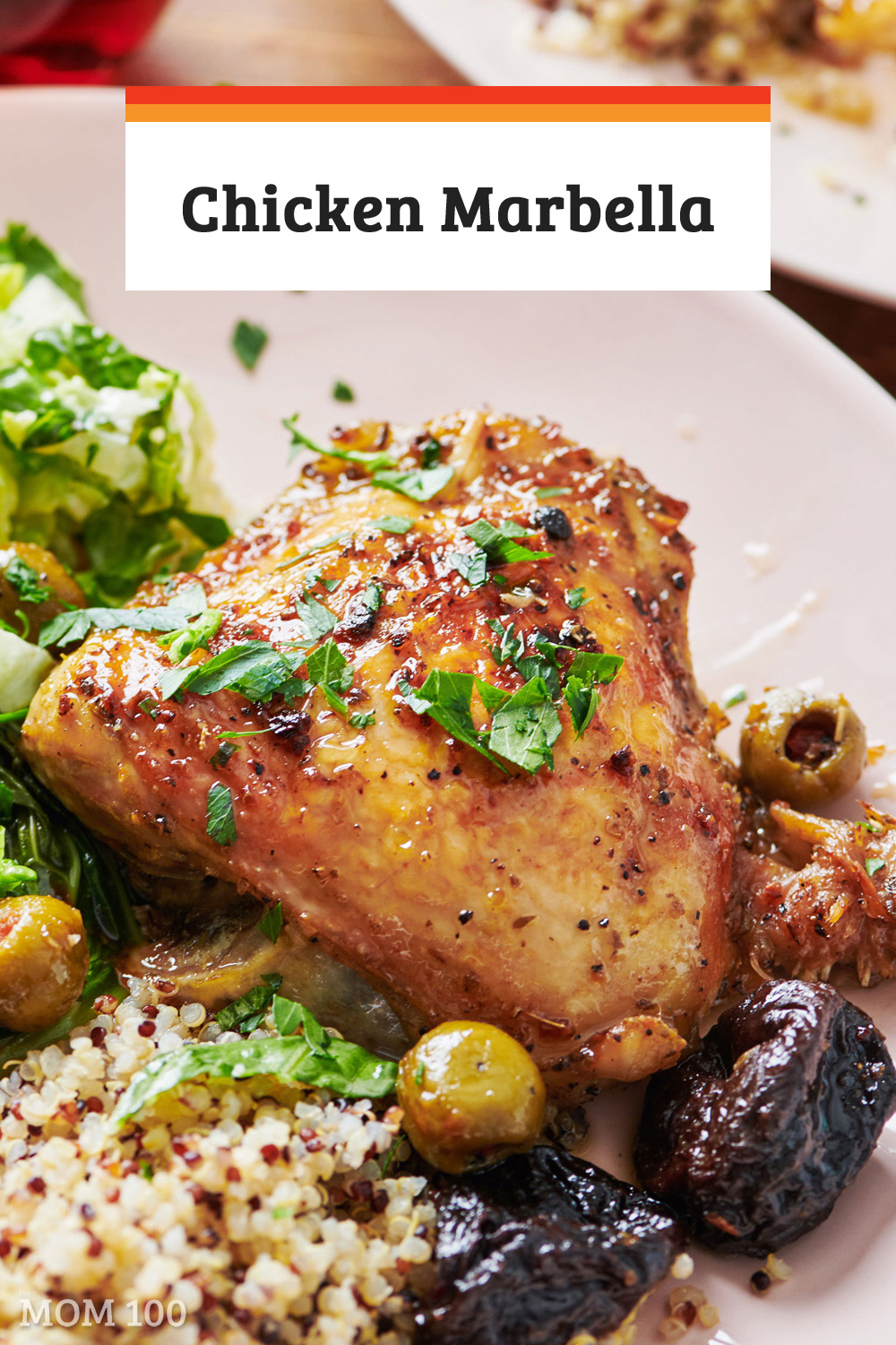 The timeless recipe for one of the best chicken dishes on earth: Chicken Marbella from The Silver Palate Cookbook.