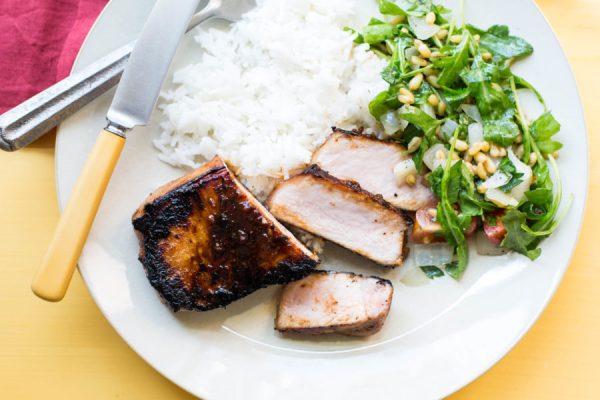 best asian marinade for pork / Sarah Crowder / Katie Workman / themom100.com