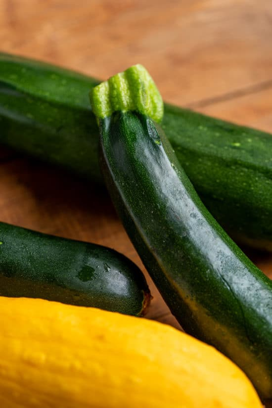 Is Summer Squash Nutritious? / Katie Workman / themom100.com / Photo by Cheyenne Cohen