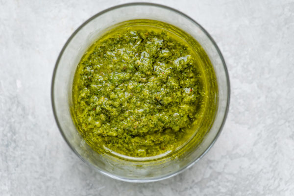 Authentic Spicy Salsa Verde / Katie Workman / themom100.com / Photo by Cheyenne Cohen