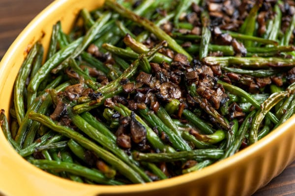 How do you make string beans casserole? / Katie Workman / themom100.com / Photo by Cheyenne Cohen