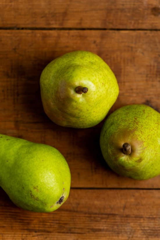 How to Cook Pears / Katie Workman / themom100.com / Photo by Cheyenne Cohen