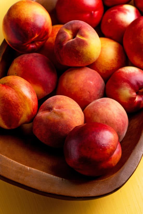 How to Cook Peaches and Nectarines