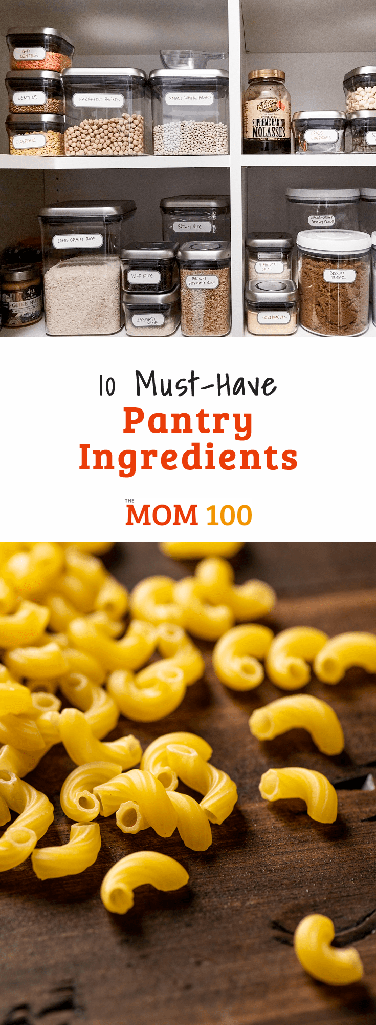 10 Must-Have Pantry Ingredients: Here are some of the everyday pantry staples that make weeknight meals easy.