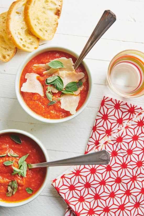 Perfect Tomato Soup