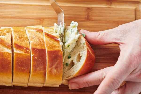 Best Garlic Bread Ever