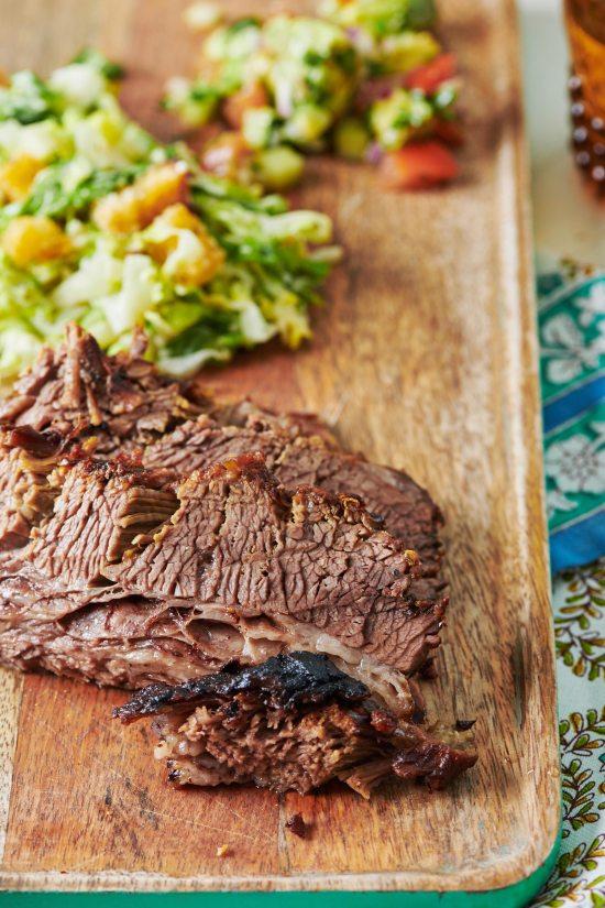 Oven Baked Beef Brisket