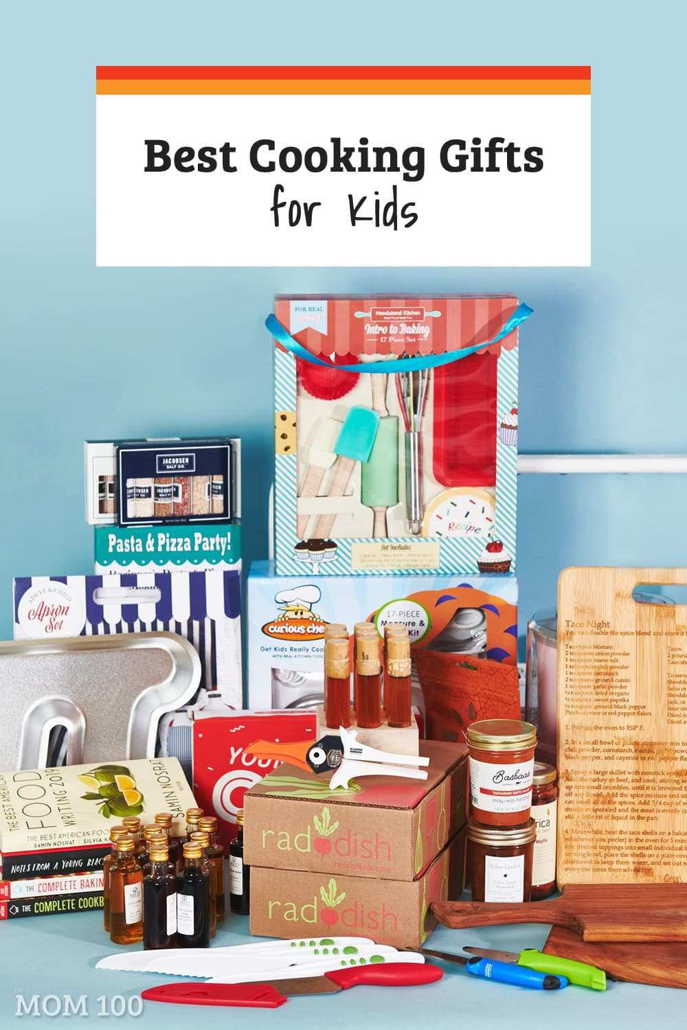 Best Cooking Gifts for Kids / This holiday season, encourage the young chefs in your life with this selection of the best cooking gifts for kids.