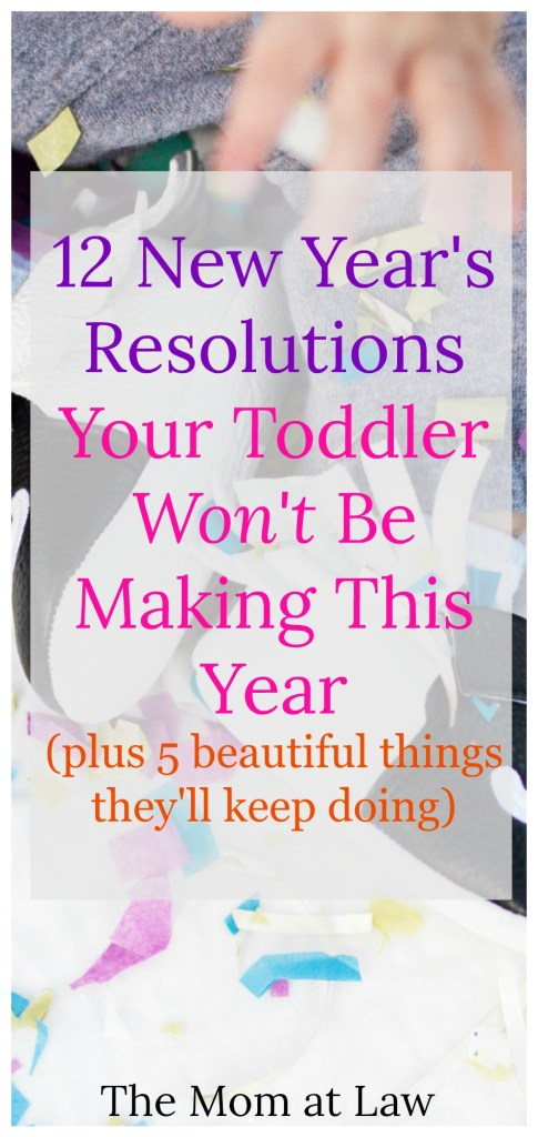 Toddler Resolutions