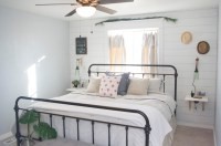 Modern Farmhouse Bedroom Redesign - The Mombot